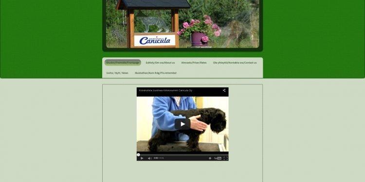 Koirahotelli Canicula Oy